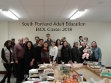English Language Learner - Beginner ELL Evening (Levels 1, 2 & 3)