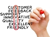Customer Service:  Making the Best First Impression