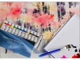 Watercolor Fun with Doris Anne Holman