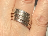 Jewelry - Micro Torched Soldered Rings for Beginners 9.26.18