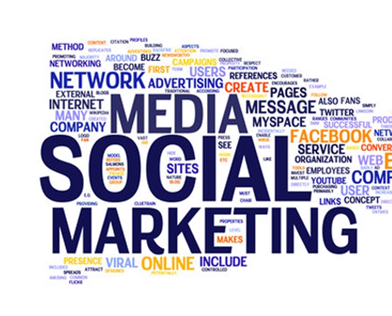 Marketing Using Social Media ONLINE - Spring 2019