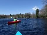 Fall Kayaking Adventure /North Pond, Woodstock & Greenwood, ME
