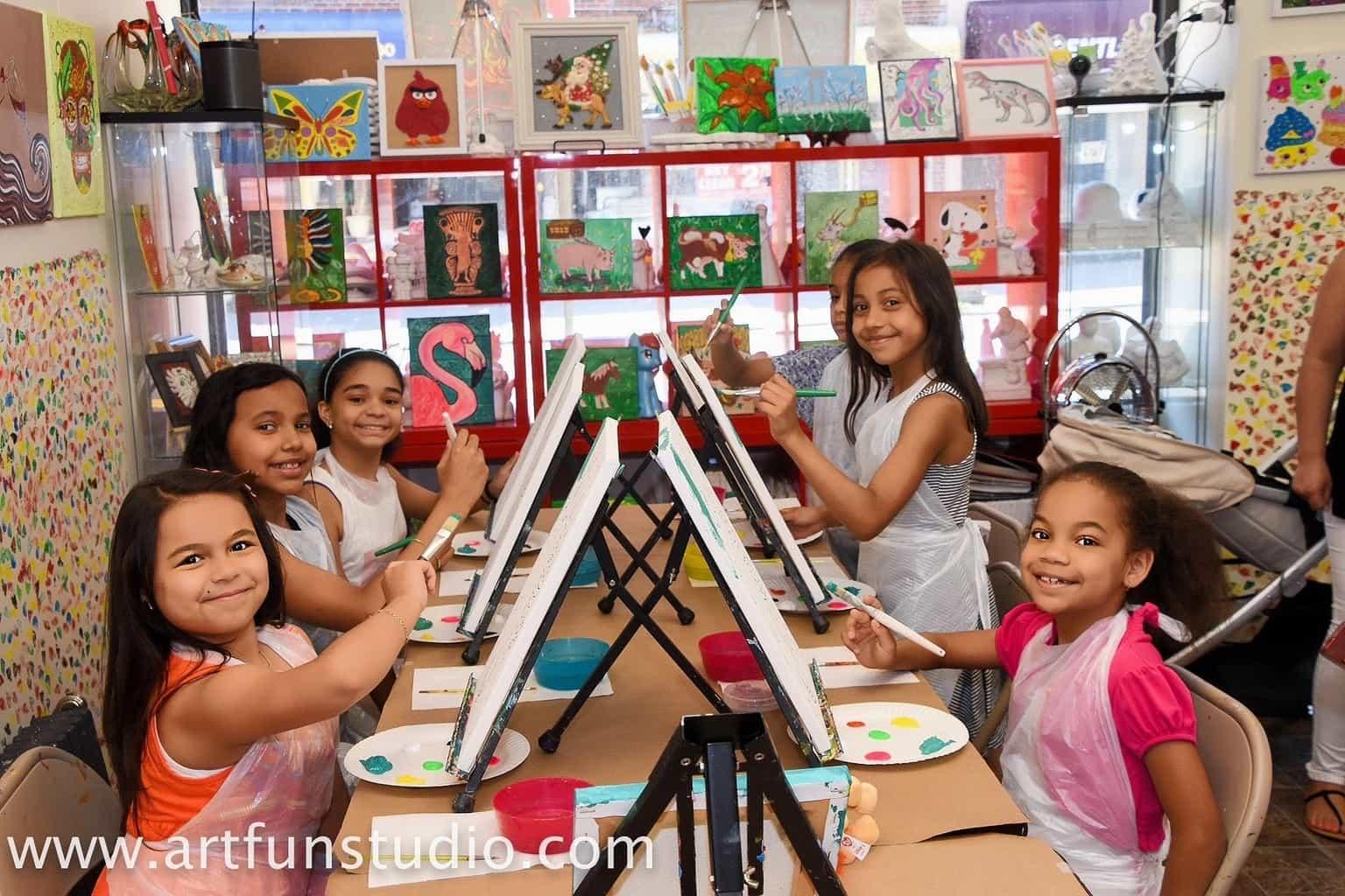 Kids in the Studio 2/26