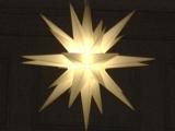 Moravian Star Glass - Torrington