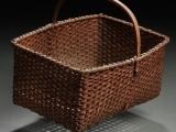 Rectangular Shaker Style Basket - Fall 2018
