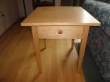 Woodworking Weekend Workshop: Shaker End Table