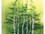 Watercolor: Landscape/Seascape Session 2