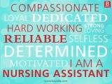 CNA Certified Nursing Assistant-April