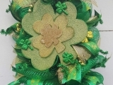 St. Patrick's Day Wreath Making