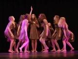 DNC 22 - Modern Center Ballet Barre (Ages 8-12)