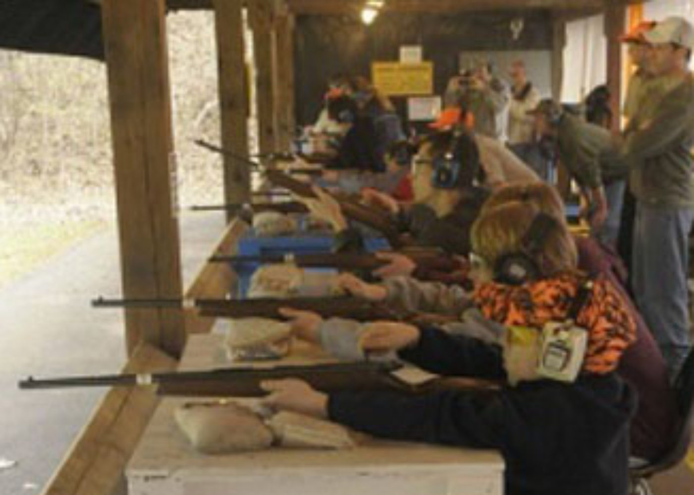 Basic Firearm Safety Spring 2019