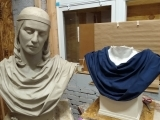 Introduction to Relief Sculpture: Drapery Study (ONLINE)