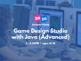 1:00PM | Game Design Studio with Java (Advanced)