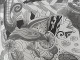 Experimental Sketchbook (Ages 12-14, Week 5)