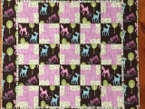 Sewing 201: Quick and Easy Child's Quilt