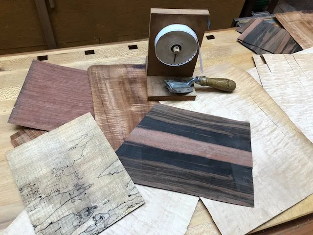 Image uploaded by Ebanista School of Fine Woodworking