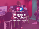 9:30AM | Become a YouTuber