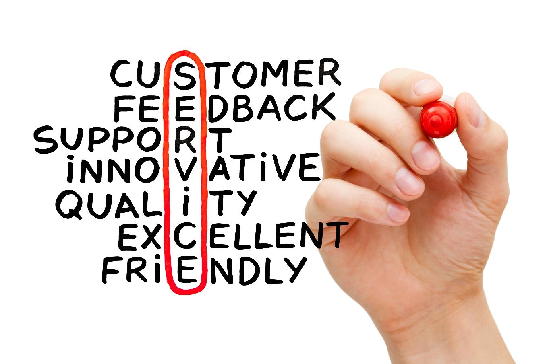 Keys to Customer Service 4/1