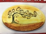 Pottery Paint Night - Family Tree