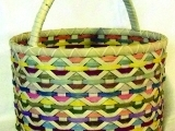 Colors of Spring Basket