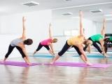 Continuing/Intermediate Vinyasa Flow Yoga - Session III