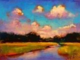 Paint Landscapes in Pastels - Litchfield