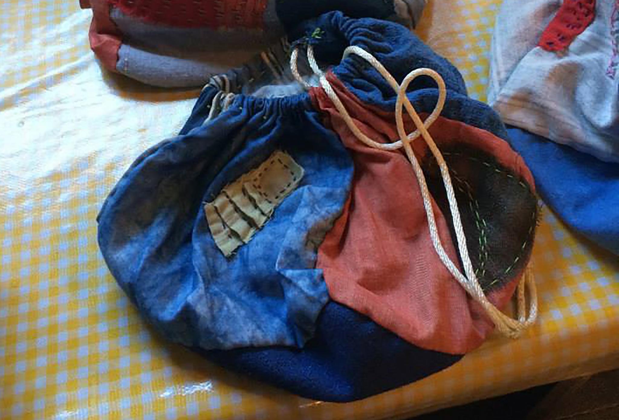 Make a Boro Indigo Bag