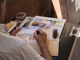 Watercolors - online - Sept.