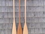 Canoe Paddle Making