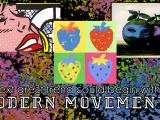 Modern Movements June 21-25