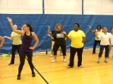Zumba At Sherwood Heights Session #3