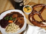 Out to Lunch:  Gasthaus Bavarian Hunter (Take the Bus)