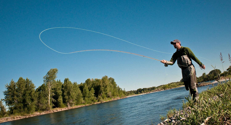 Fly Fishing: Basic Fly Casting