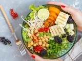 Cooking with Health Educators: Protein Bowls