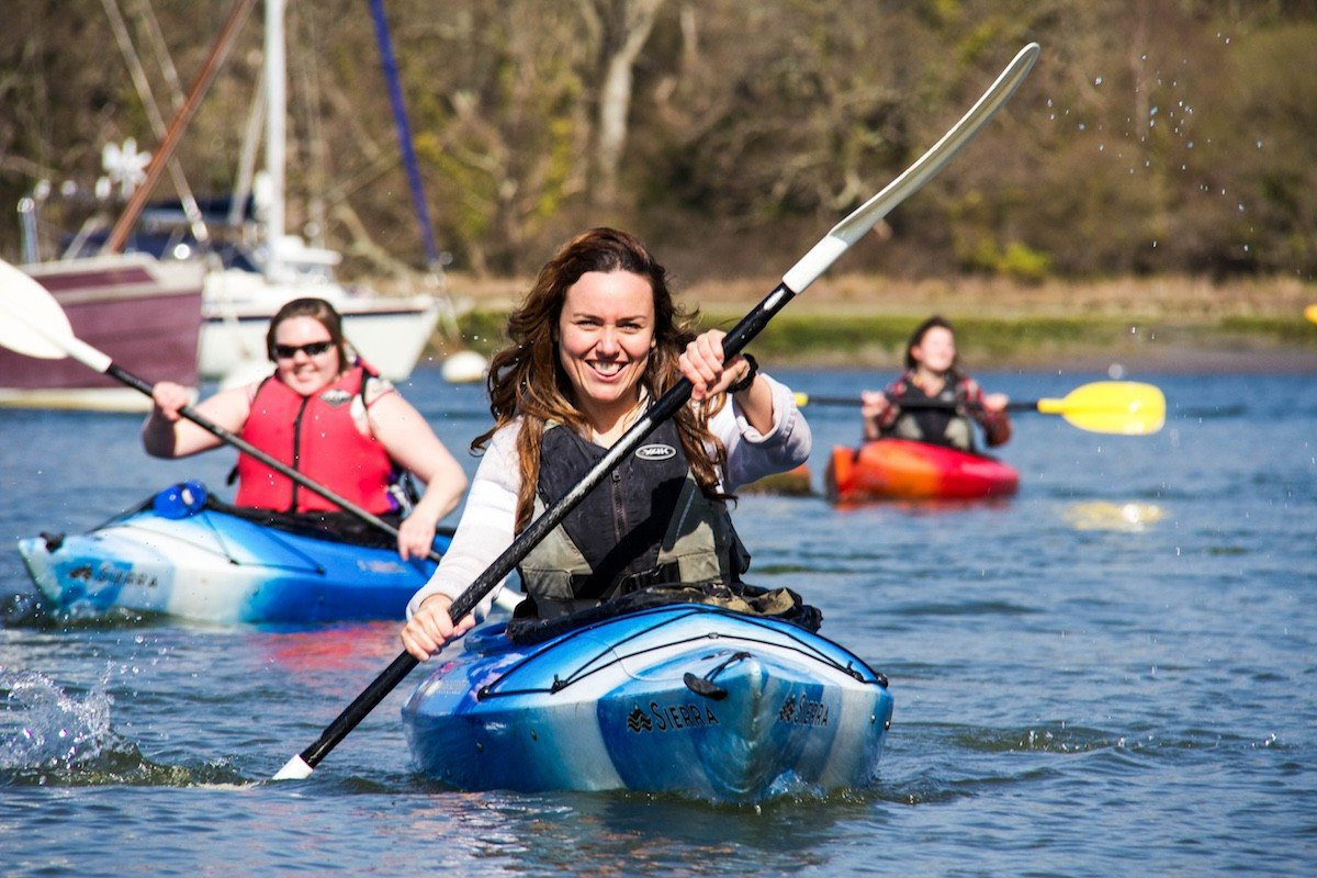 Introduction to Recreational Kayaking - Section II