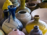 Ceramics: Beginning/ Intermediate