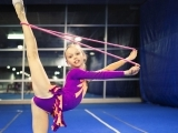 Decal Gymnastics-Ages 6-7