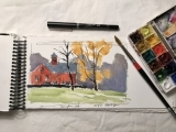 Art Adventure-The Traveling Sketchbook Part I
