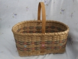 Basket Weaving: Market Basket