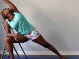 Chair Yoga: A Daytime Practice off the Mat