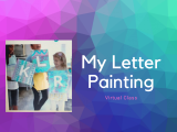 My Letter Painting