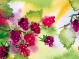 Art:  Watercolor (January)