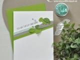 Card Making - Stamp a Stack session II