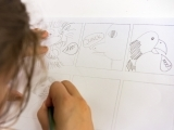 Intro to Graphic Novels & Comic Book Art