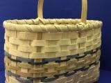 Basket Weaving: Garden Basket & Jean's Carry All Basket