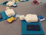 AHA Heartsaver First Aid CPR AED Online Course with Classroom Skills Session