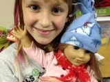 ASE Arcola AG Doll Crafting Class Fall 2017