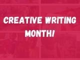 Creative Writing Month
