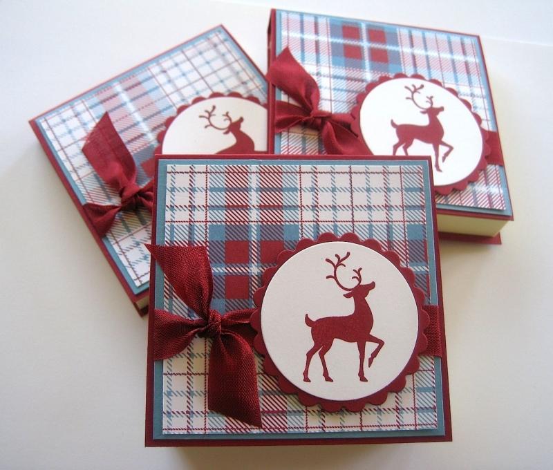 Original source: https://diymeg.com/wp-content/uploads/2018/11/37-Easy-DIY-Christmas-Card-Craft-1.jpg