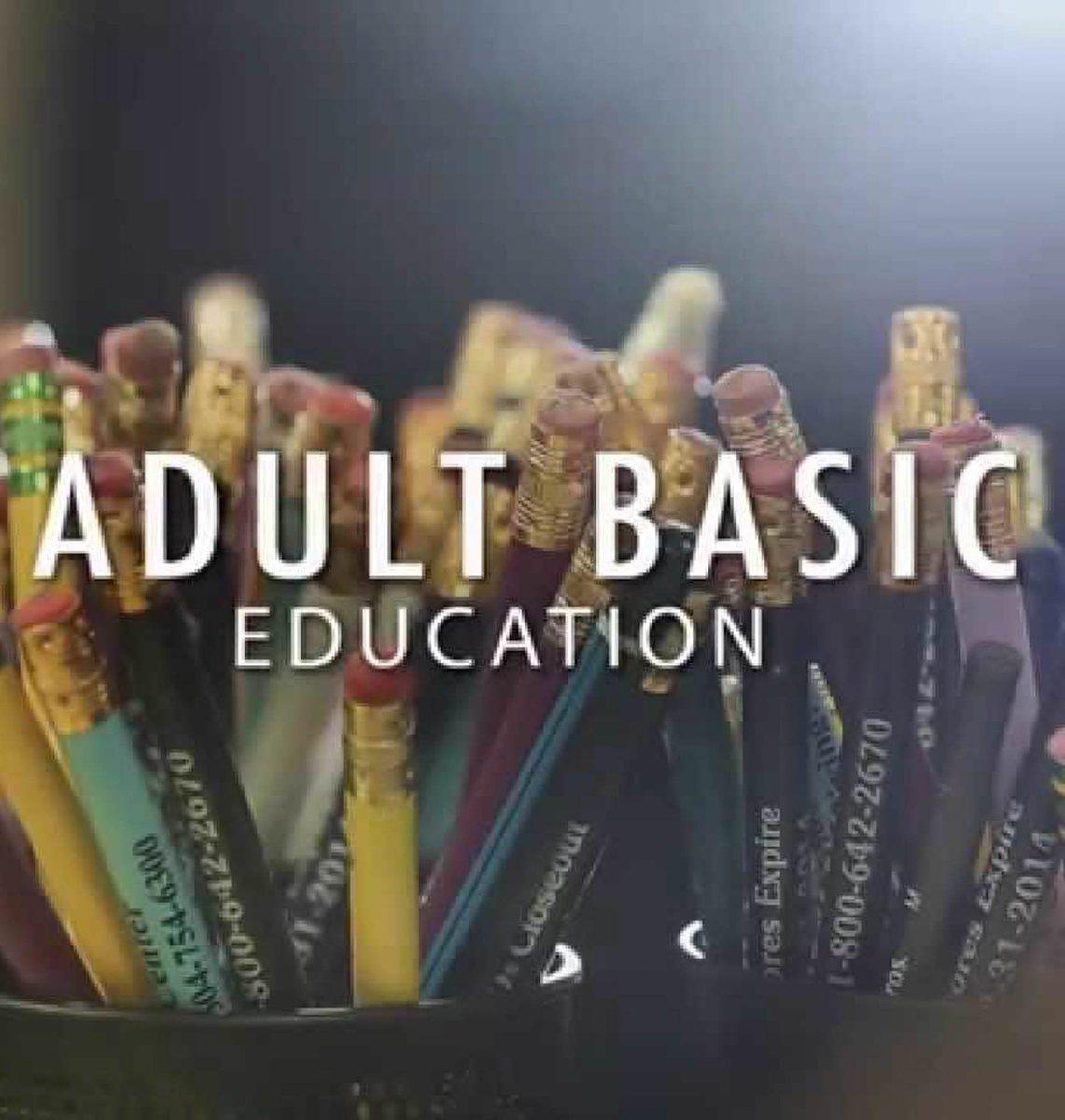 Adult Basic Education Math (ABE) - Spring 2019